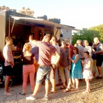 Food truck charcuterie et fromages